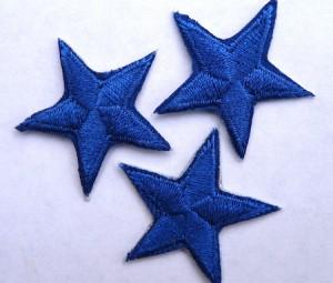 Blue iron on stars